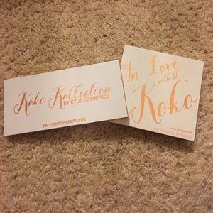 IN LOVE W KOKO/KOKO KOLLECTION - KYLIE COSMETICS