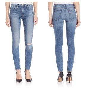 FRAME denim Le High Skinny