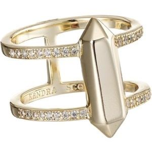 Kendra Scott Double Banded ABRA Ring