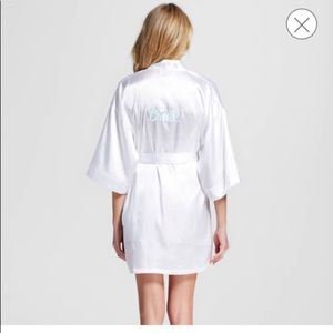 Other - Bridal robe