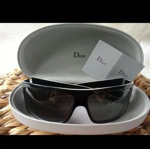 Genuine Dior sunglasses.