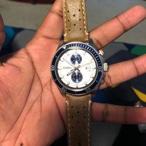 Fresh fossil watch (steal)