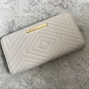Rebecca Minkoff Geo Quilted Snap Wallet