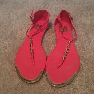 DV Dolce Vita sandals.