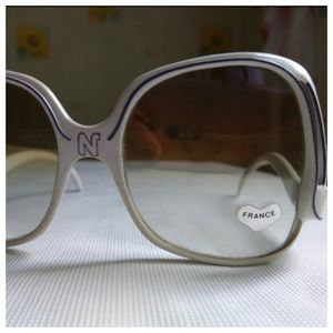 Vintage 1960's Sunglasses, France, Natalie