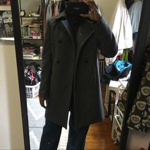 Mango wool coat XXS/size 4