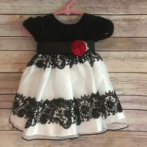 Other - 🎅🏼 Holiday Dress 🎄Formal Baby dress