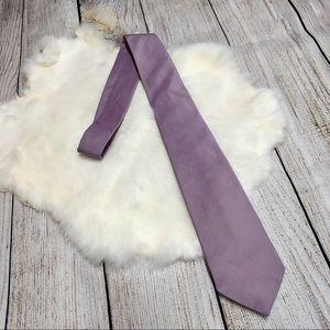 {banana republic} Lavender Tie