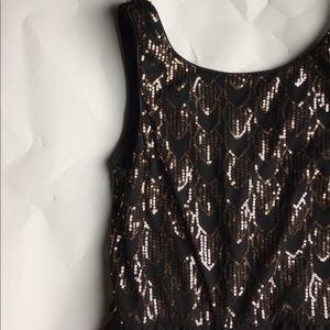 Love Reign sparkly mini dress
