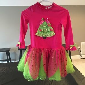 Rare Editions Christmas 2 piece outfit