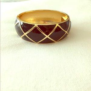Great black and gold bracelet!