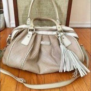 Cynthia Rowley overnight bag