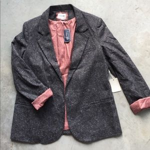 Gray American Eagle Blazer - New With Tags