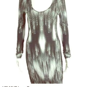 Rare Helmut Lang Dress