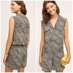 Hei Hei for Anthropologie Nova Romper - Size: XS