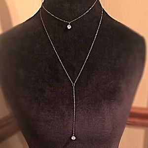 Dainty double necklaceTODAY ONLY WHEN YOU BUNDLE
