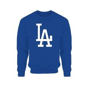 Sweaters - New Unisex LA Dodgers Sweatshirt MLB