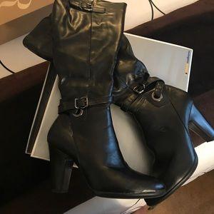 Knee High Boots ( wide calf)