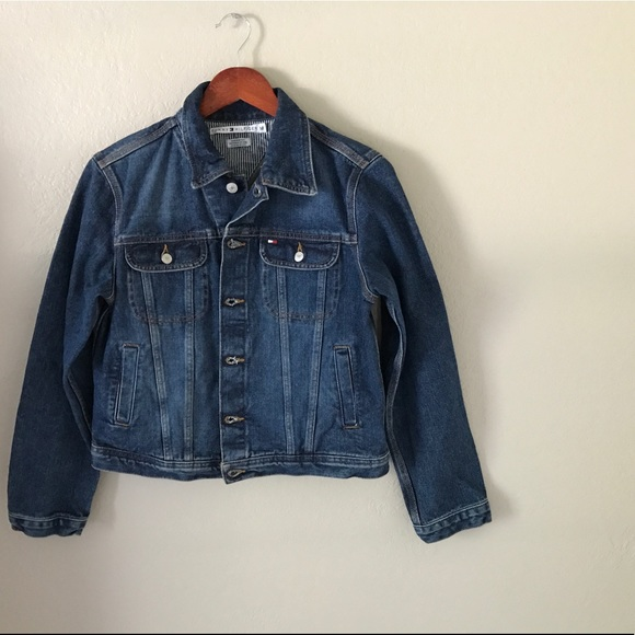 free shipping hot-selling latest the best Tommy Hilfiger Women's Jean Jacket - Size: M