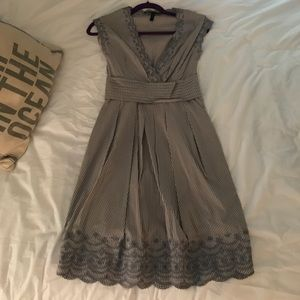 BCBG Midi Day Dress