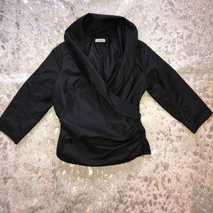 NWT Calvin Klein Formal Blouse, Size M