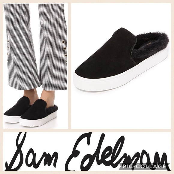 Sam Edelman Shoes   Levonne Faux Fur