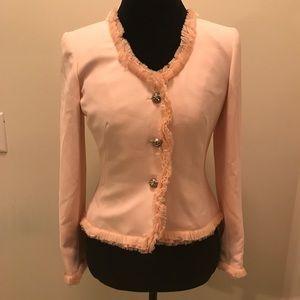 Lord & Taylor Fabulous millennial pink blazer