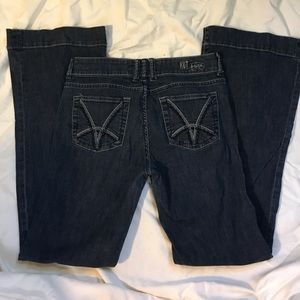 Kut from the Kloth wide leg jeans size 4
