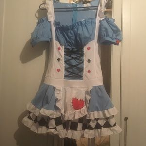 Dresses & Skirts - Alice in wonderland costume   Halloween