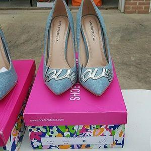 Shoe Republic Heels