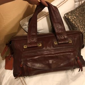 Burgundy Chloe bag STUNNING like new condition