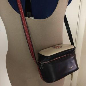 Rare Vintage crossbody bag camera case Kodak