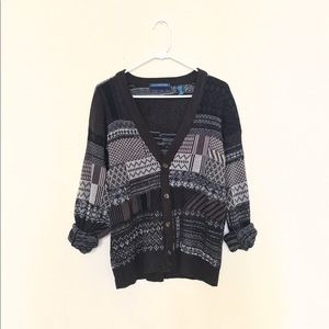 Vintage Cardigan - Knit Sweater
