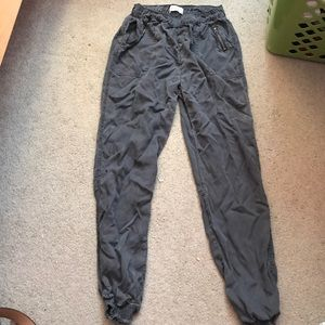 Abercrombie and Fitch Fashion joggers