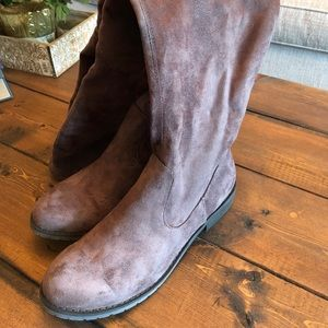 Nine West Shoes - Nine West nolita mushroom 8.5 over the knee boot