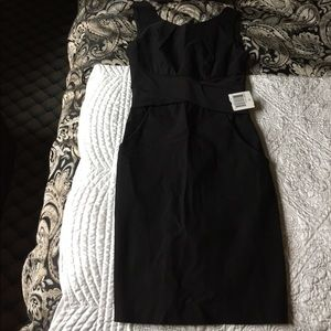 Black dress with pockets size 1