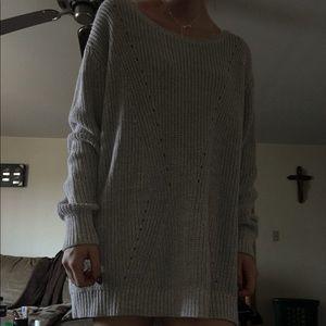 Garage oversized sweater
