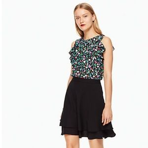 Kate Spade Double Layered Skirt