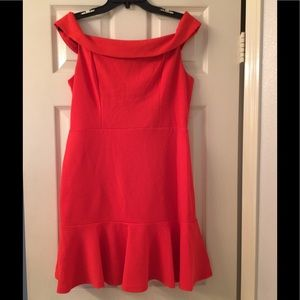 """""""NWT"""" A.B.S. Off the Shoulder Cocktail Dress"""