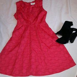 😍Cute Fusha pink dress