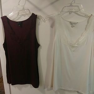 Lace tanks/camisole