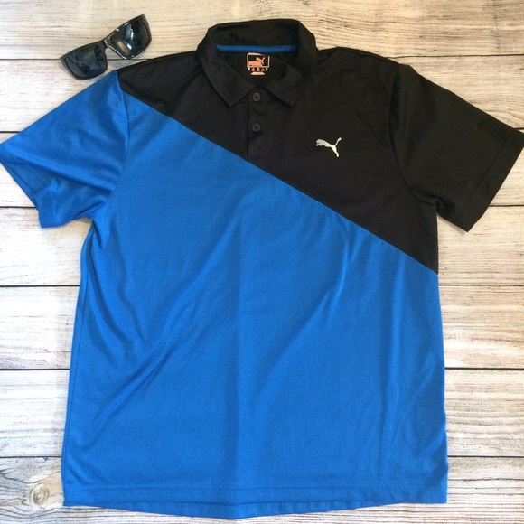 0656405ad5 Puma Men's Polo Shirt Sport Lifestyle