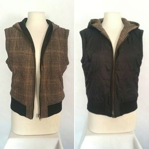 Jackets & Blazers - Reversible Puff Vest