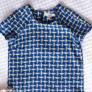 Sans Souci Print Dress