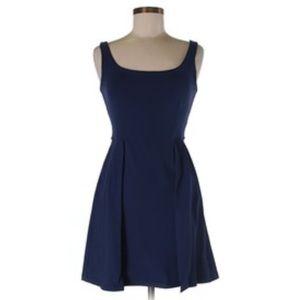 Susana Monaco dark blue dress xs