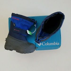 NWT Columbia Toddler's Boots
