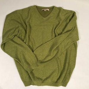 NEW Tommy Bahama Men's Crew Neck Sweater  - Large