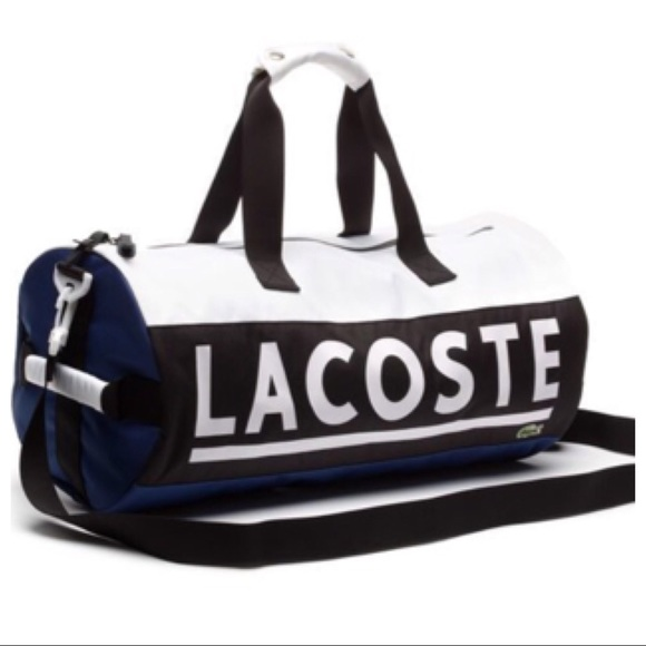 61f4a06a Lacoste Sport Urban Roll Bag Gym Bag