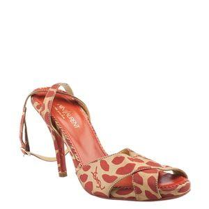 Yves Saint Laurent Sandals, Size 6.5 (135323)