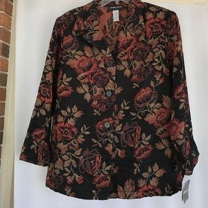 Woman's Sag Harbor Jacket New With Tags